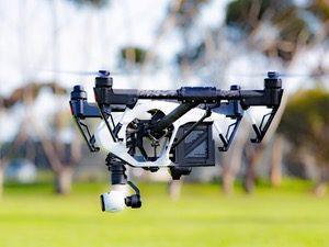 Sonidos de drones - dron