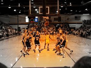 Sonidos de baloncesto